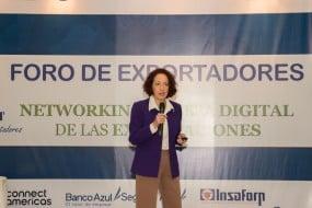 Conferencia Como aumentar mi potencial exportador con herramientas digitales