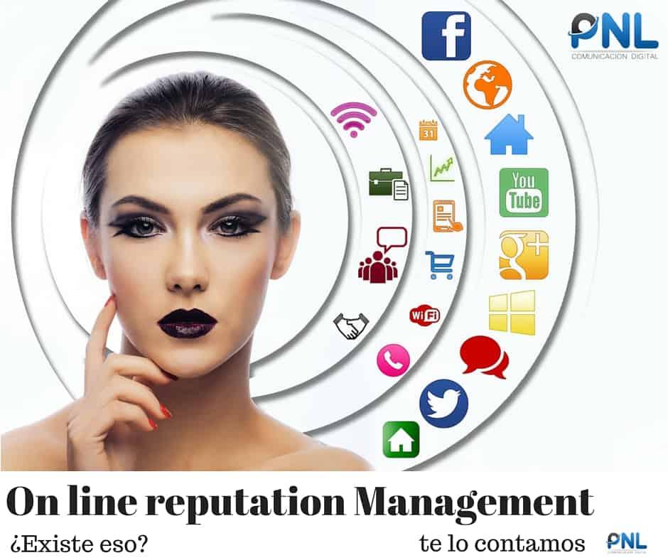 Reputación de marca en las redes